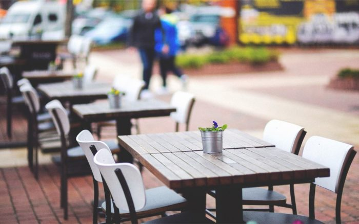 best restaurants with outdoor seating near me